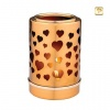 Reflections™ of Love Tealight Urn Bru Gold