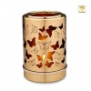Reflections™ of Life Tealight Urn Bru Gold